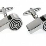 Whistle Cufflinks