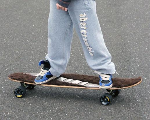 Wookie longboard 1