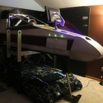 X-Wing Bed 3