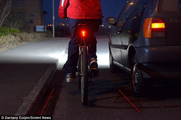 bike lane gadget 1
