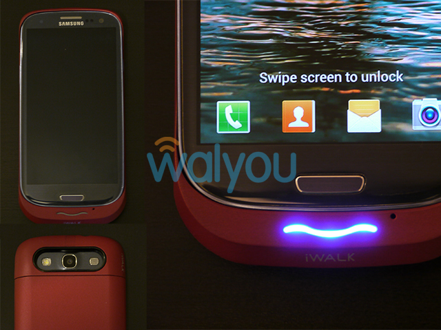 iWALK's Power Cases for Galaxy S33