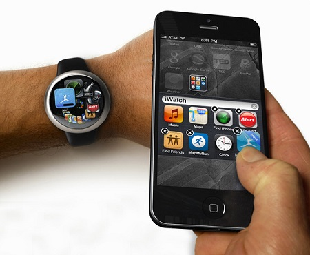 iWatch Concept image 2