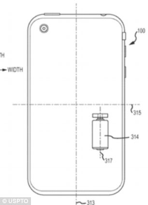 unbreakable iphone patent 1