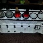 v12 jaguar engine coffee table 1
