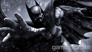 Batman Arkham Origins GameInformer cover image 1
