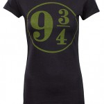 9 and three quarters T