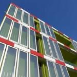Algae-Powered Building 2