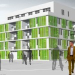 Algae-Powered Building 3