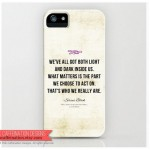 Cell Phone Harry Potter Case