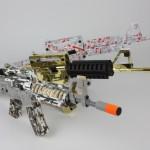DIY Cardboard Rifle 1