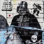 Darth Vader Graffiti