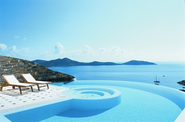 Elounda Gulf Villas and Suites Pool