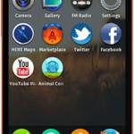 Geeksphone Keon Firefox OS Smartphone 2