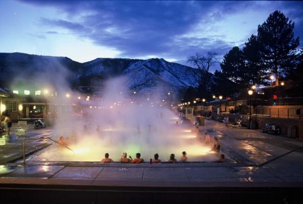 Glenwood Hot Springs Pool