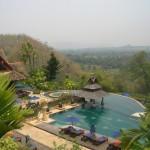 Golden Triangle Resort Pool