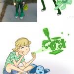 Green Lantern Kid