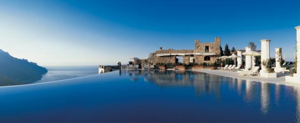 Hotel Caruso Pool