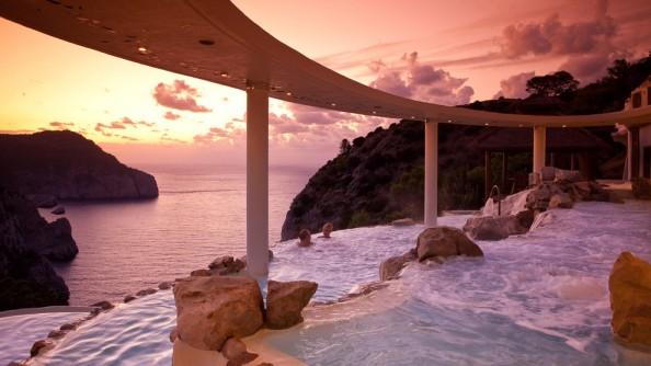Hotel Hacienda Na Xamena Pool
