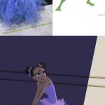 Hulk Ballet