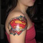 Jor-El Quote Tattoo