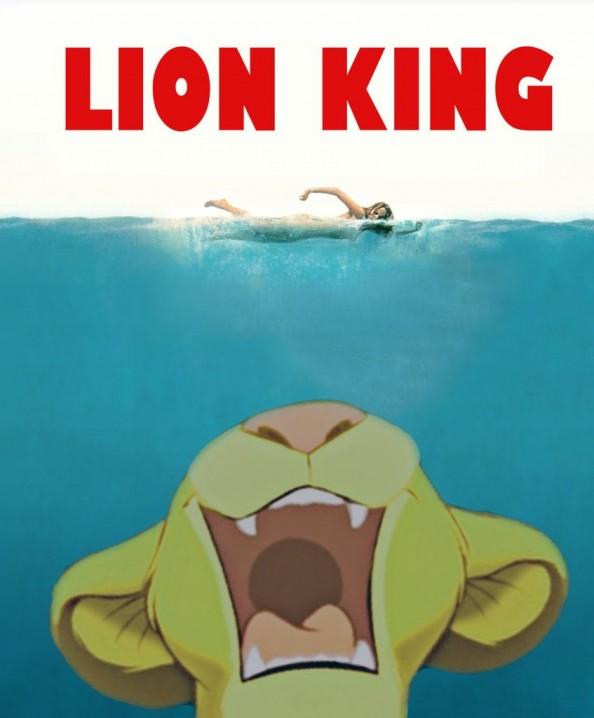 Lion King & Jaws