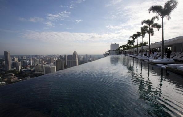 Marina Bay Sands Resort Pool