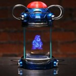 Mega Man X Dr Light light capsule by Andrew Butterworth image 1