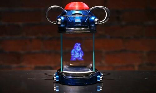 Mega Man X Dr Light light capsule by Andrew Butterworth image 1
