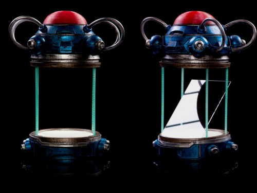 Mega Man X Dr Light light capsule by Andrew Butterworth image 2