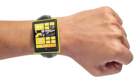 Microsoft Smartwatch image