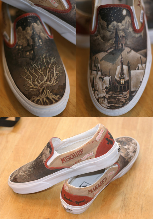 Mischief Managed Shoes