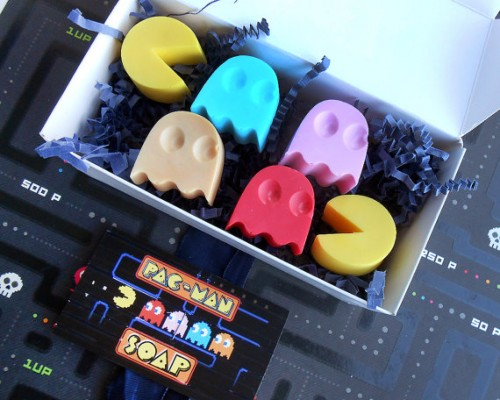 Pac-Man soaps by Fushichos Gallery image 1