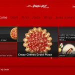 Pizza Hut app Xbox 360 image 1