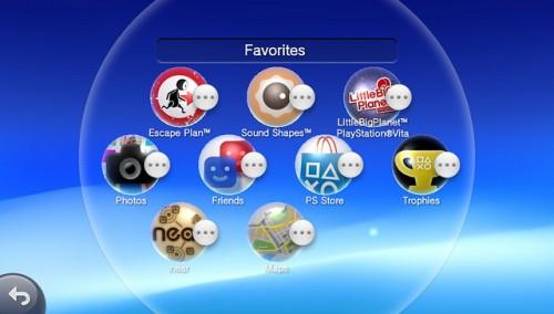 PlayStation Vita system update v.210 image 2