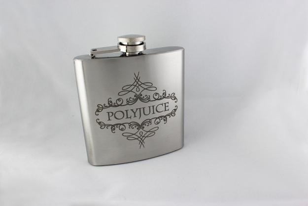 Polyjuice flask