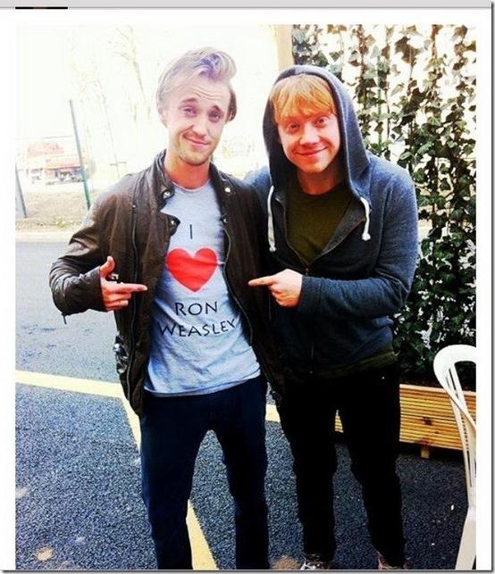 Ron & Draco