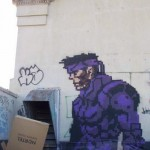 Solid Snake Graffiti