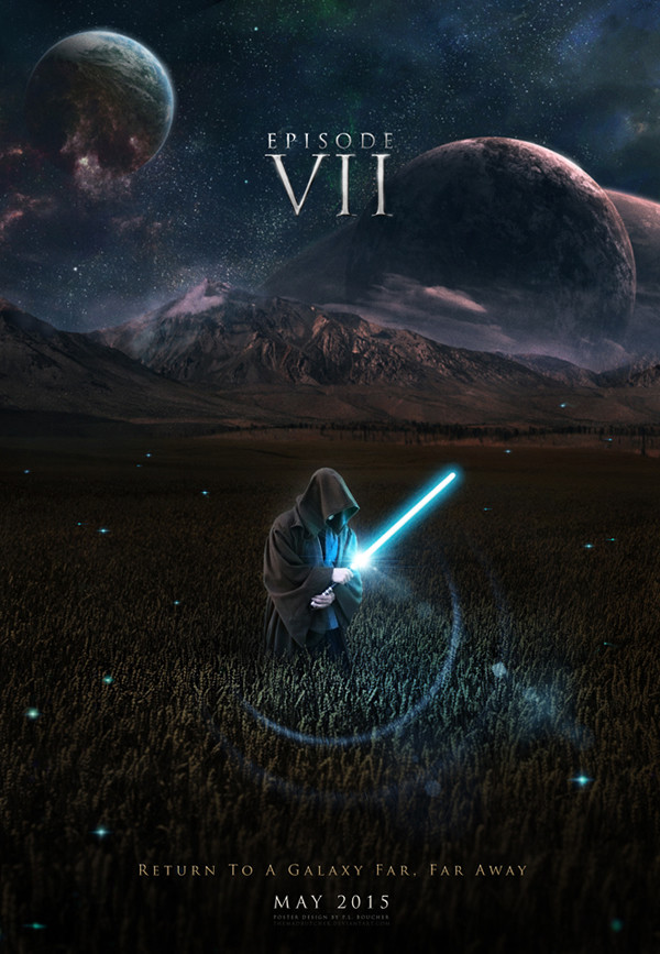 Star Wars Fan Poster I