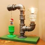 Super Mario Bros Lamp 2