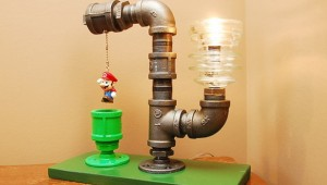 Super Mario Bros Lamp 2
