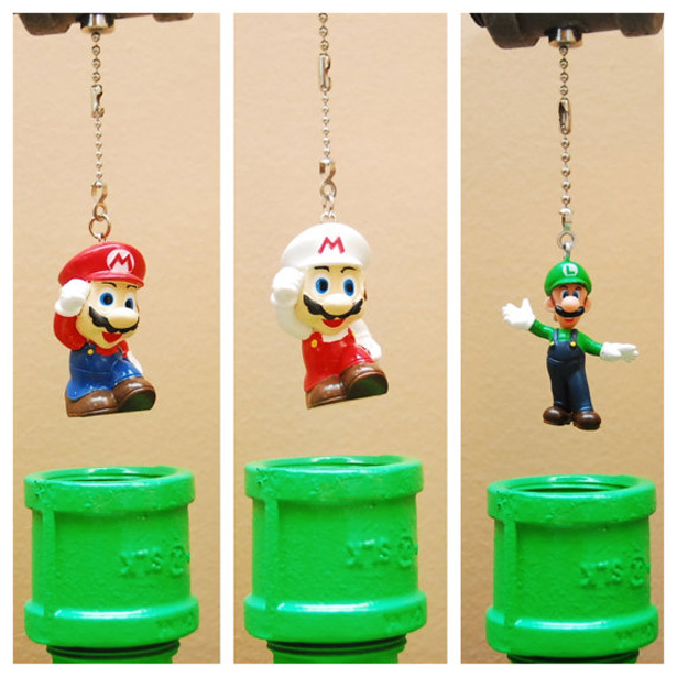 Super Mario Bros Lamp 4