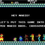 Super Mario Crossover 3.0 image 2