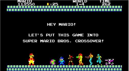 Super Mario Crossover 3.0 image 1