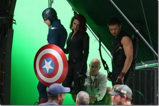 The Avengers I