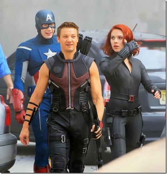The Avengers III