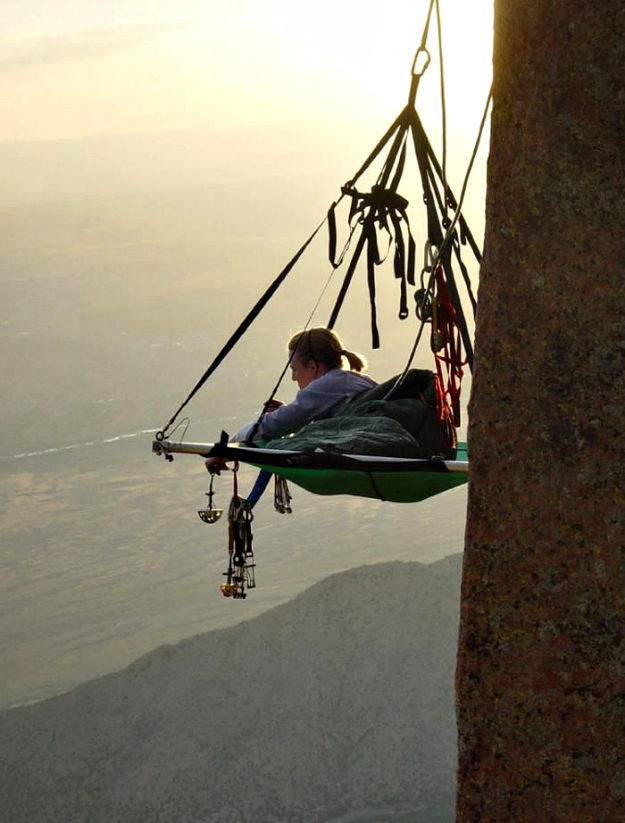 The Rock Climber Hammock