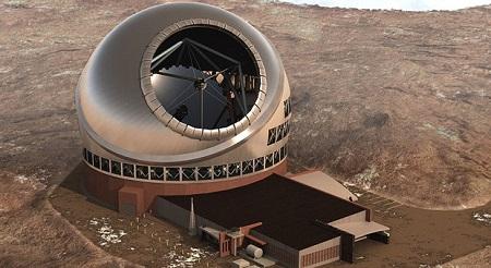 Thirty Meter Telescope image