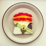 Toast Art Scream