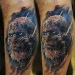 Whitewalker tattoo