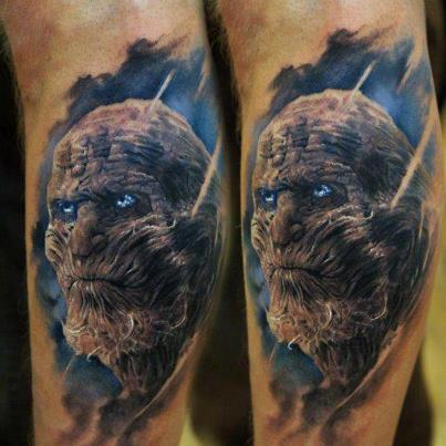 Whitewalker tattoo